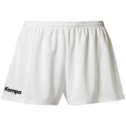 Textil Mulher Shorts / Bermudas Kempa Short femme  Classic blanc
