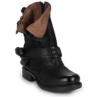 Sapatos Mulher Botas baixas Airstep / A.S.98 SAINT BIKE Preto