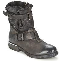 Sapatos Mulher Botas baixas Airstep / A.S.98 GABRI Preto