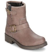 Sapatos Rapariga Botas Citrouille et Compagnie JENY Toupeira