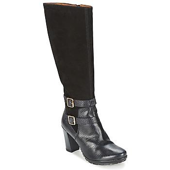 Sapatos Mulher Botas Hispanitas ARIZONA Preto