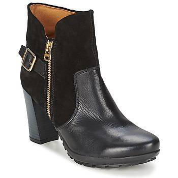 Sapatos Mulher Botins Hispanitas ARIZONA Preto