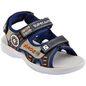 Sapatos Rapaz Sandálias Super Jump  Azul