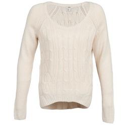 Textil Mulher camisolas Mexx 6BITS092 Bege