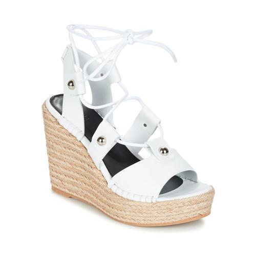 Sapatos Mulher Sandálias Sonia Rykiel 622908 Branco