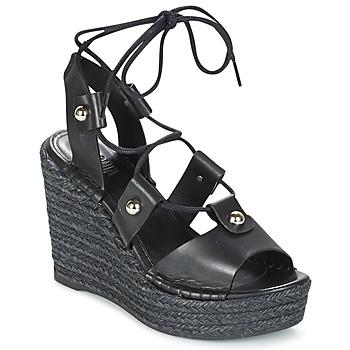 Sapatos Mulher Sandálias Sonia Rykiel 622908 Preto