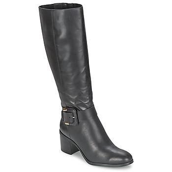 Sapatos Mulher Botas baixas Nine West OTIS Preto