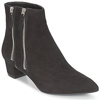 Sapatos Mulher Botins Nine West TUNIC Preto