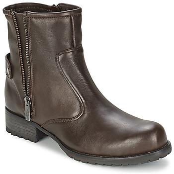 Sapatos Mulher Botas baixas One Step IAGO Choco