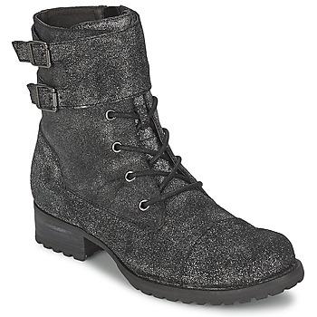 Sapatos Mulher Botas baixas One Step IDAN Prateado