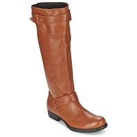 Sapatos Mulher Botas One Step IANNI Caramelo