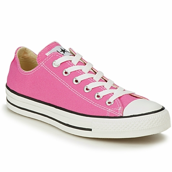 Sapatos Sapatilhas Converse All Star OX Rosa