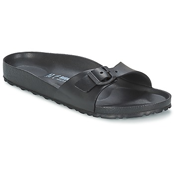 Sapatos Mulher Chinelos Birkenstock MADRID EVA Preto