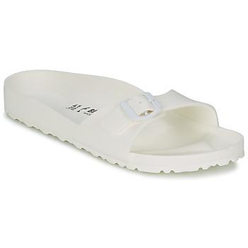 Sapatos Mulher Chinelos Birkenstock MADRID EVA Branco