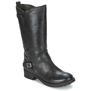 Sapatos Mulher Botas Barbour HARLEY Preto
