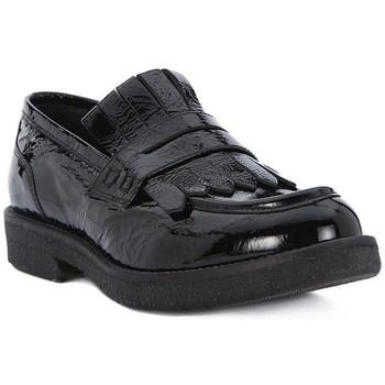 Sapatos Mulher Mocassins Café Noir CAFE NOIR MOCASSINO IN NAPLAK Nero