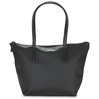 Malas Mulher Cabas / Sac shopping Lacoste L.12.12 CONCEPT S Preto