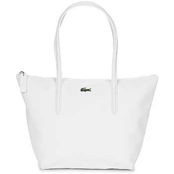 Malas Mulher Cabas / Sac shopping Lacoste L.12.12 CONCEPT S Branco