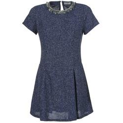 Textil Mulher Vestidos curtos Betty London FLINATE Marinho
