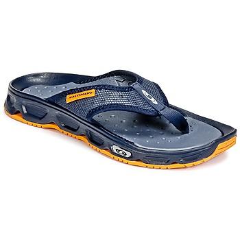 Sapatos Homem Chinelos Salomon RX BREAK Azul / Laranja