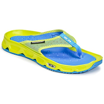 Sapatos Homem Chinelos Salomon RX BREAK Amarelo / Azul