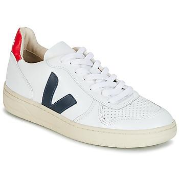 Sapatos Sapatilhas Veja V-10 Branco