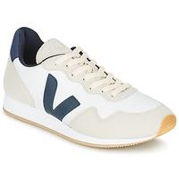 Sapatos Sapatilhas Veja SDU Branco / Azul