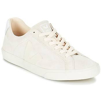 Sapatos Mulher Sapatilhas Veja ESPLAR LOW LOGO Branco