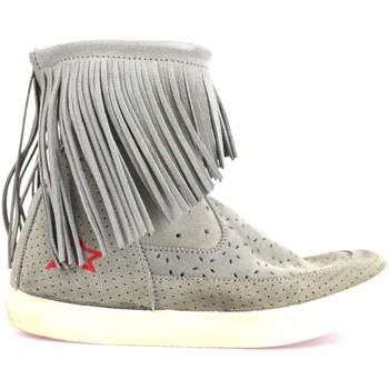 Sapatos Mulher Botins Ishikawa AM662 Bege