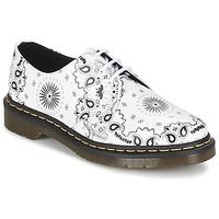 Sapatos Sapatos Dr Martens 1461 Branco / Preto