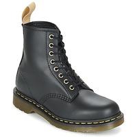 Sapatos Botas baixas Dr Martens VEGAN 1460 Preto