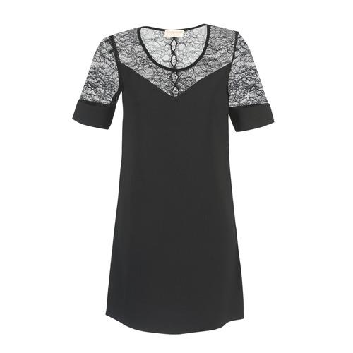 Textil Mulher Vestidos curtos Moony Mood FUFU Preto