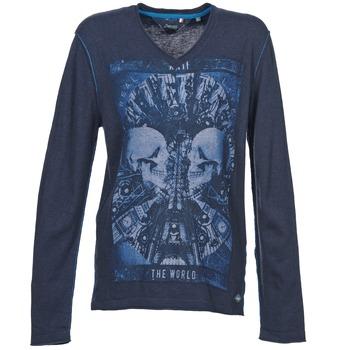 Textil Homem camisolas Le Temps des Cerises BREG Azul