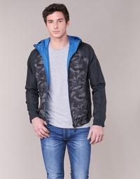Textil Homem Jaquetas Armani jeans MIRACOLA Cinza