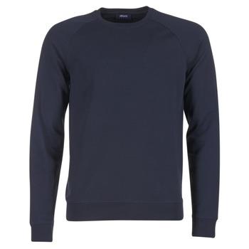 Textil Homem Sweats Armani jeans NOURIBIA Marinho