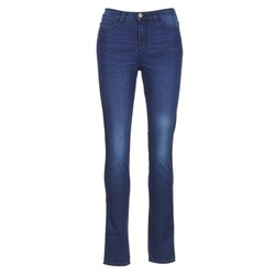 Textil Mulher Gangas Skinny Armani jeans HERTION Azul
