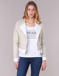 Textil Mulher Quispos Armani jeans BEAUJADO Bege / Branco
