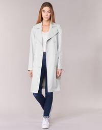 Textil Mulher Trench Armani jeans HAVANOMA Branco