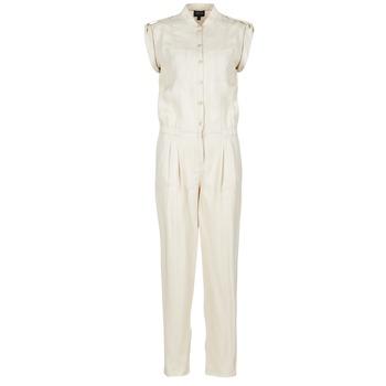 Textil Mulher Macacões/ Jardineiras Armani jeans FOFFIA Bege