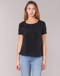 Textil Mulher Tops / Blusas Armani jeans GITAMIO Preto