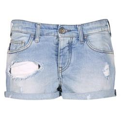 Textil Mulher Shorts / Bermudas Armani jeans JUTELAPO Azul