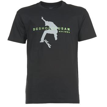 Textil Homem T-Shirt mangas curtas DC Shoes FBF 94 SS Preto