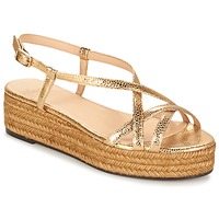 Sapatos Mulher Sandálias Castaner MAGDALENA Ouro
