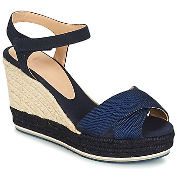 Sapatos Mulher Sandálias Castaner VERONICA Marinho / Preto