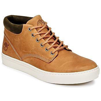 Sapatos Homem Sapatilhas de cano-alto Timberland ADVENTURE 2.0 CUPSOLE CHK Castanho