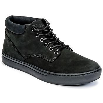 Sapatos Homem Sapatilhas de cano-alto Timberland ADVENTURE 2.0 CUPSOLE CHK Preto