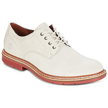 Sapatos Homem Sapatos Timberland NAPLES TRAIL OXFORD Branco