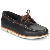 Sapatos Homem Sapato de vela Timberland TIDELANDS 2 EYE Marinho