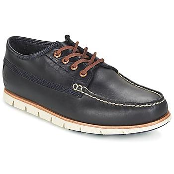 Sapatos Homem Sapato de vela Timberland TIDELANDS RANGER MOC Marinho