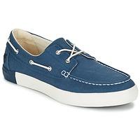 Sapatos Homem Sapato de vela Timberland NEWPORT BAY 2 EYE BOAT OX Marinho